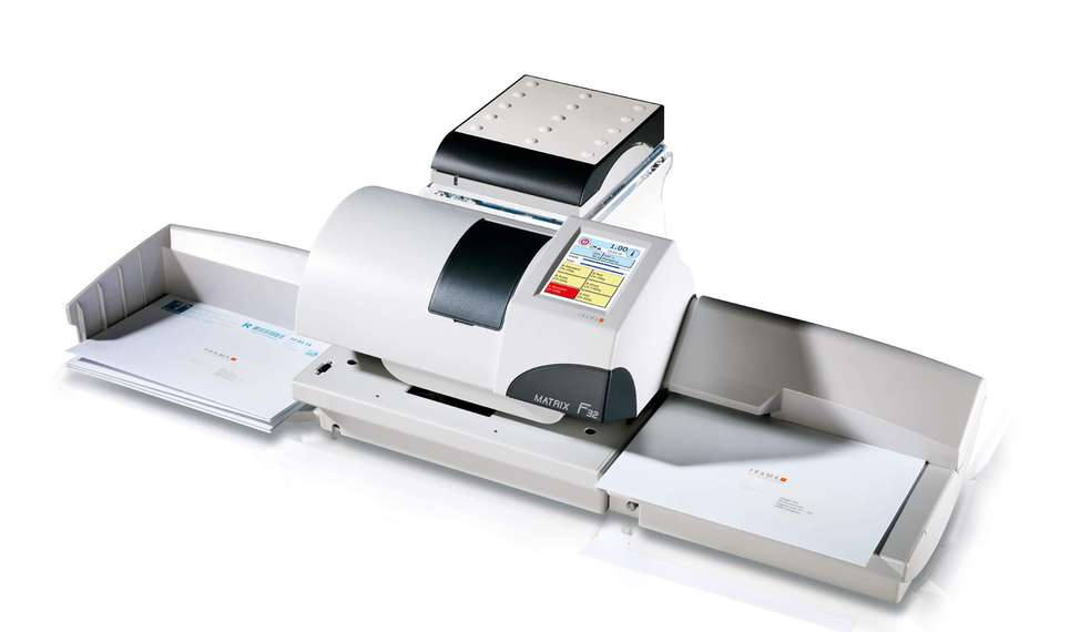Frama F32 Franking Machine