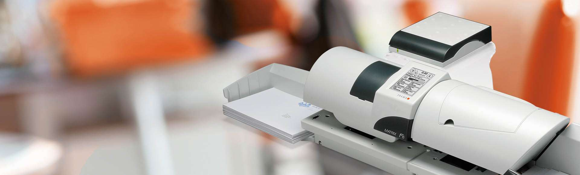 Franking Machine Matrix F6 India