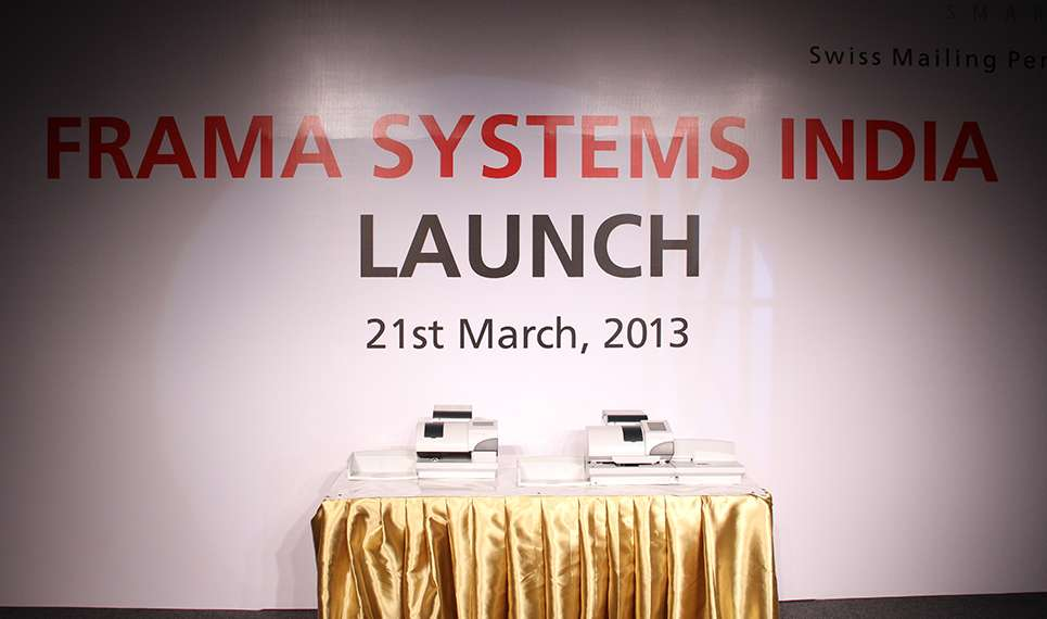 Launch Frama Systems India